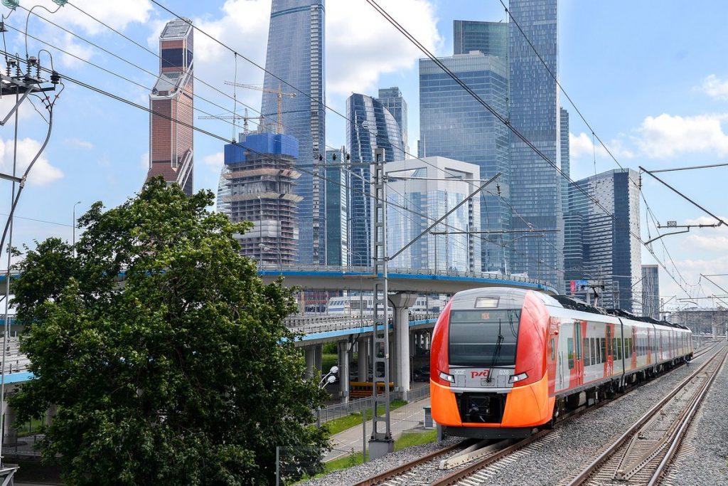 МЦК в городе Москва