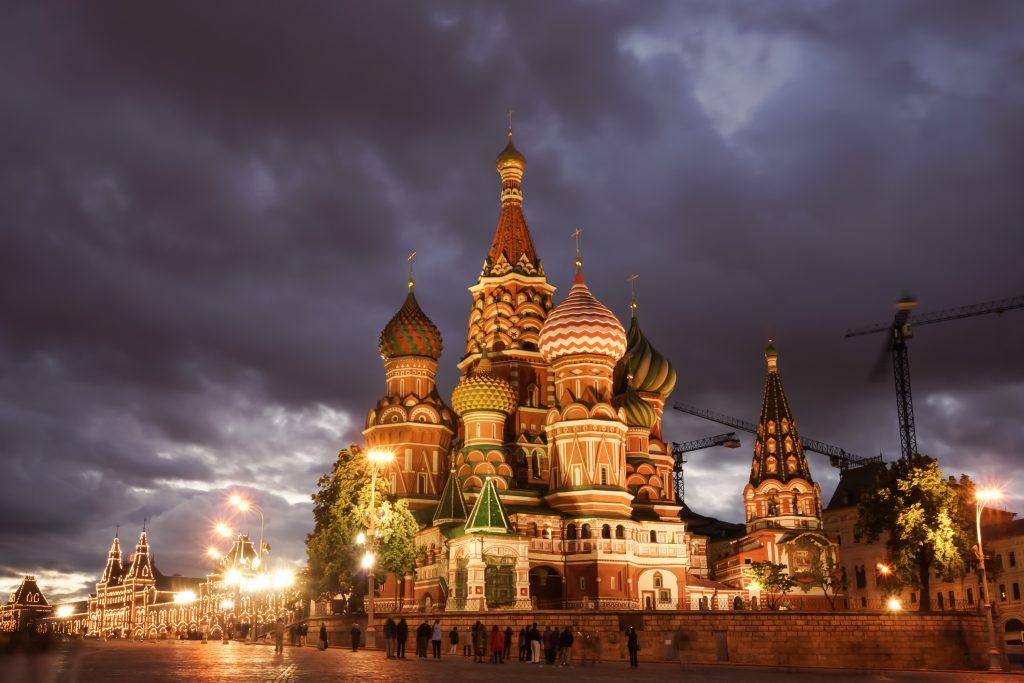 Россия: обзор страны, местоположение, особенности и историческая справка