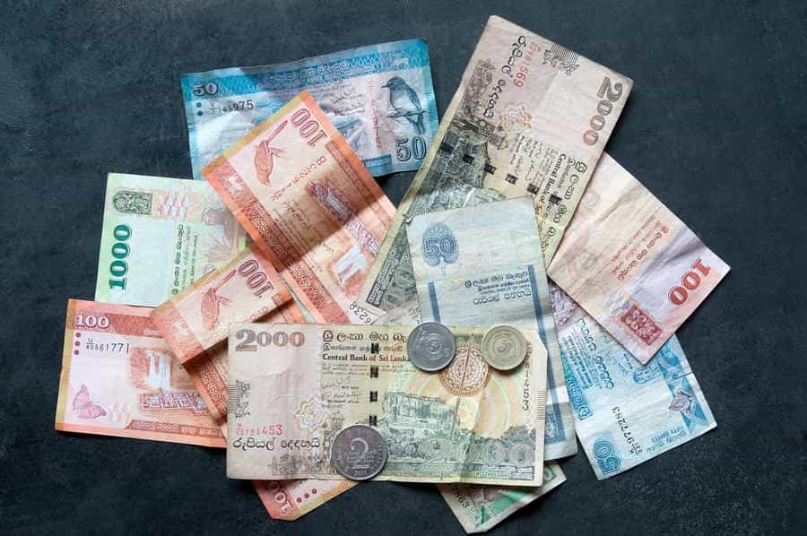 Валюта в Шри-Ланке