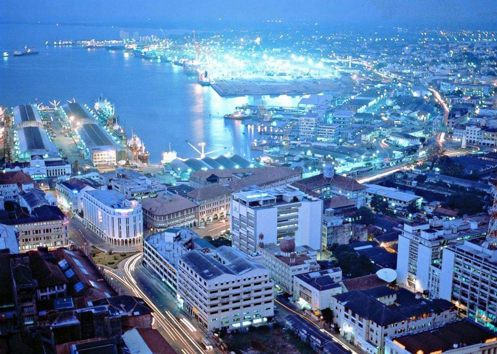 Столица Шри-Ланки: город коломбо
