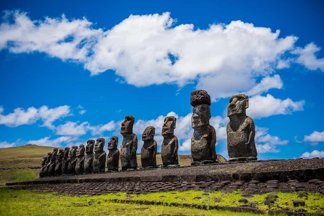 Республика Чили - остров Пасхи