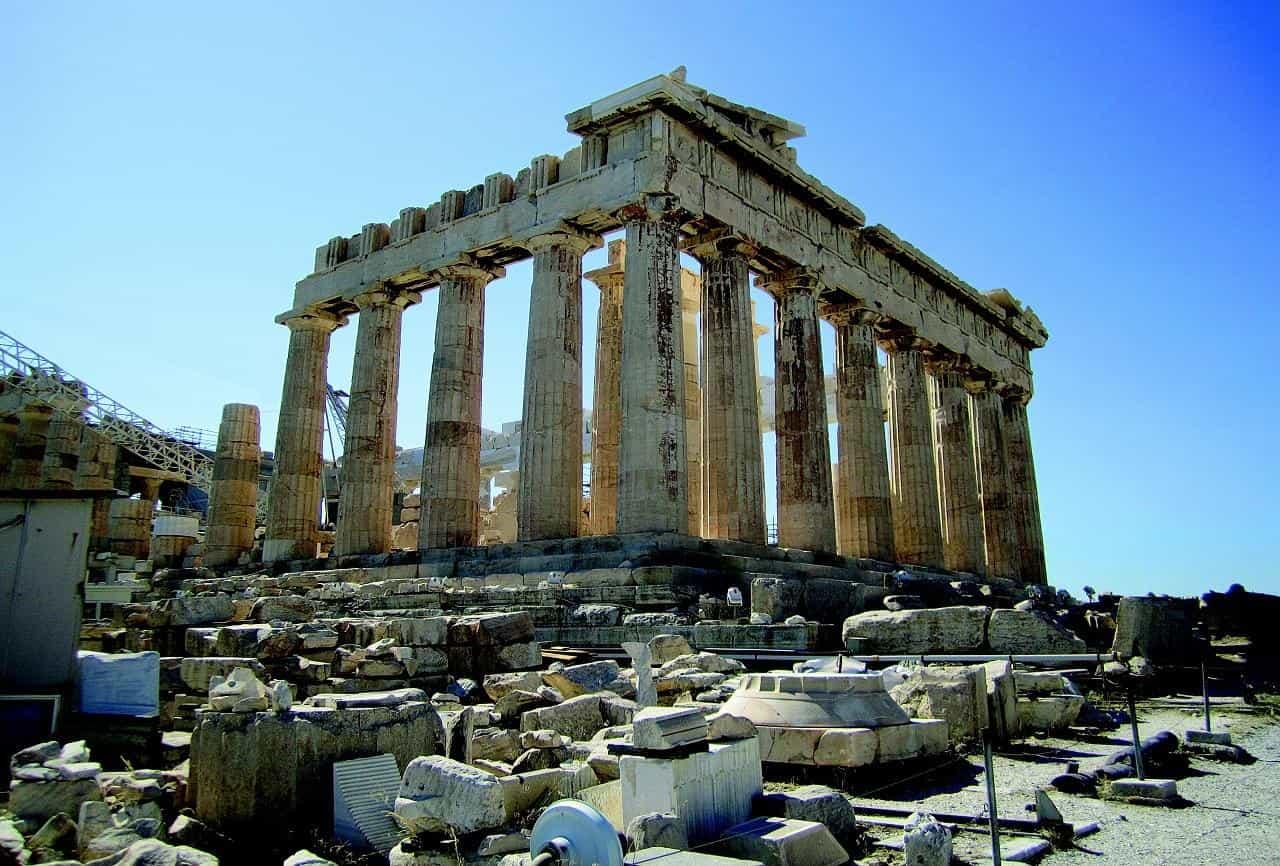 Акрополь - Греция