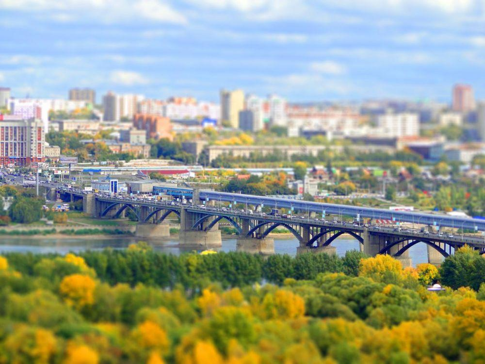 Обзор города Новосибирск