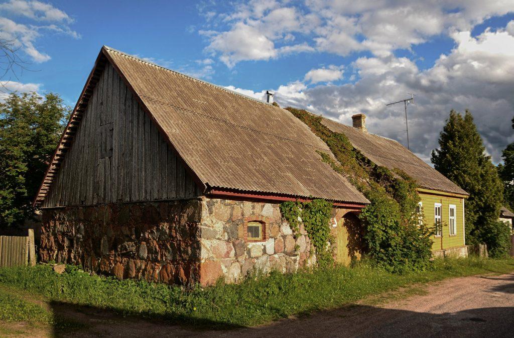 Калласте. Эстония
