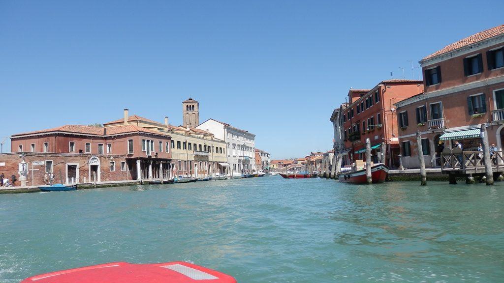 Маленькие острова в Венеции