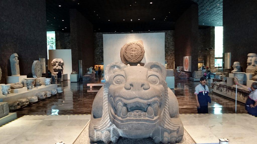 Антропологический музей в Канкуне