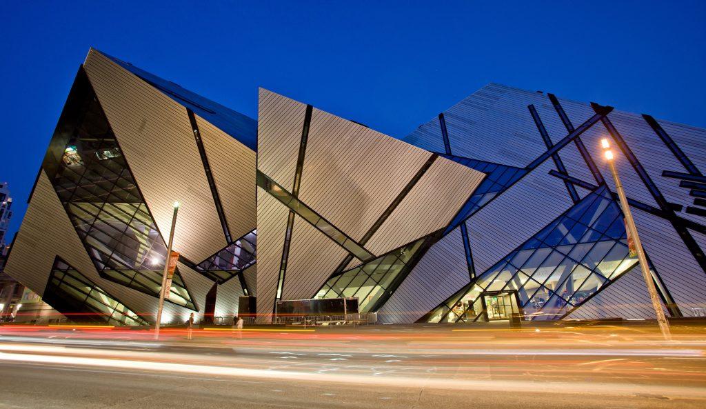 Королевский музей Онтарио в Канаде