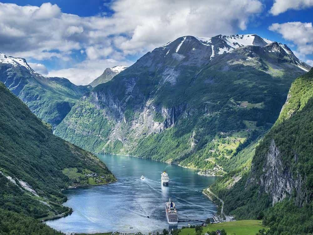 Норвегия - страна викингов