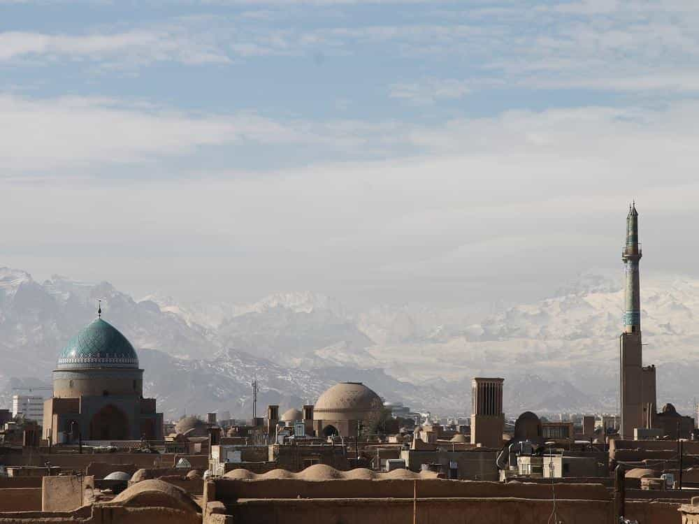 Исламская республика Иран