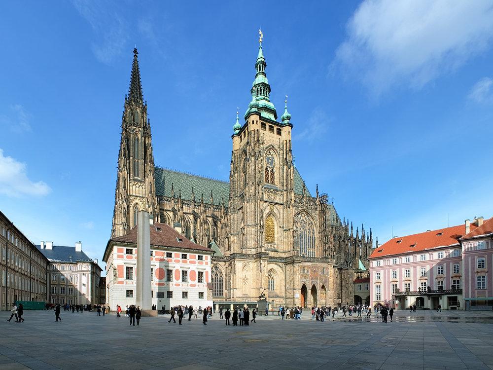 Собор Святого Вита в Чехии