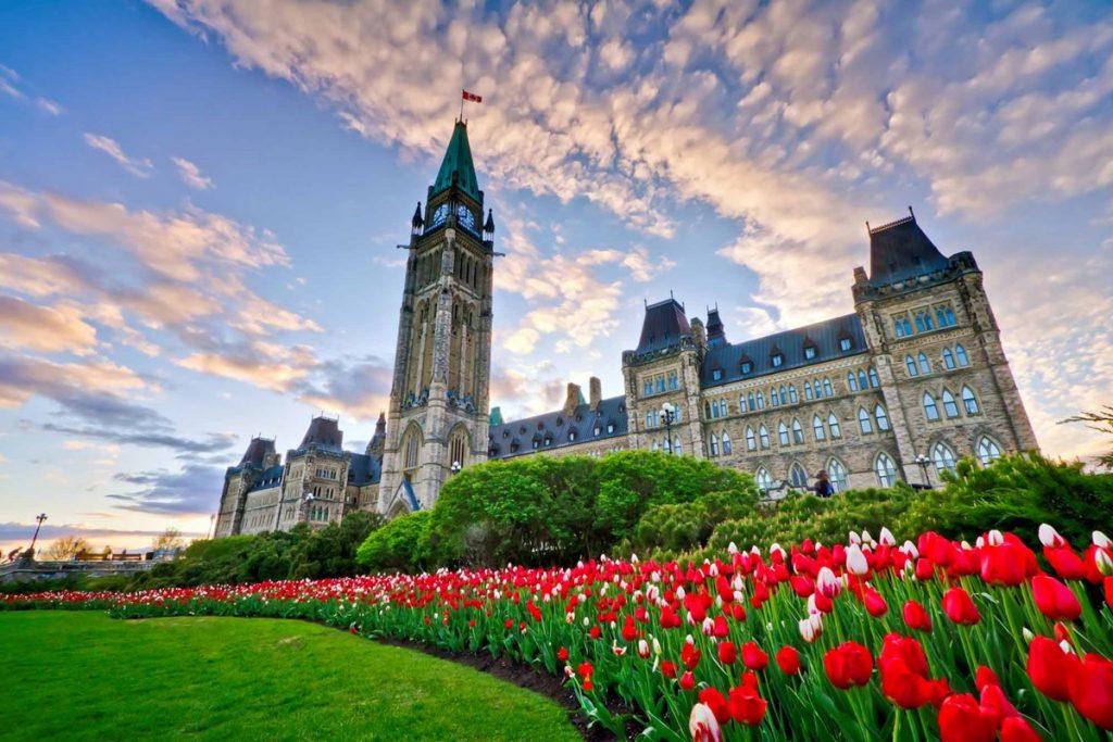 Парламент государства Канада