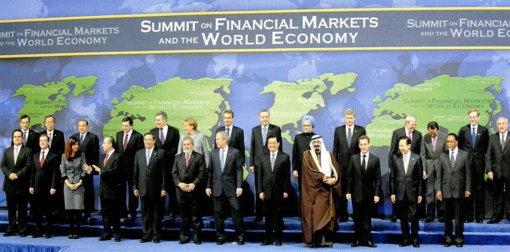 участники саммита G20