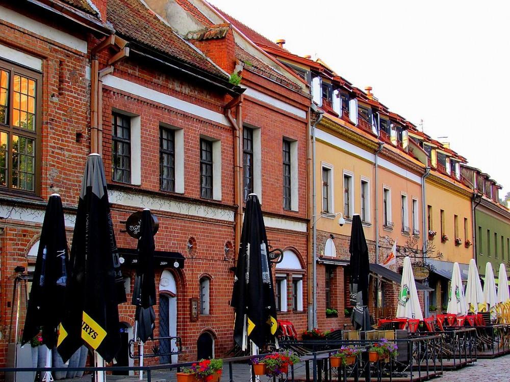 Город Каунас