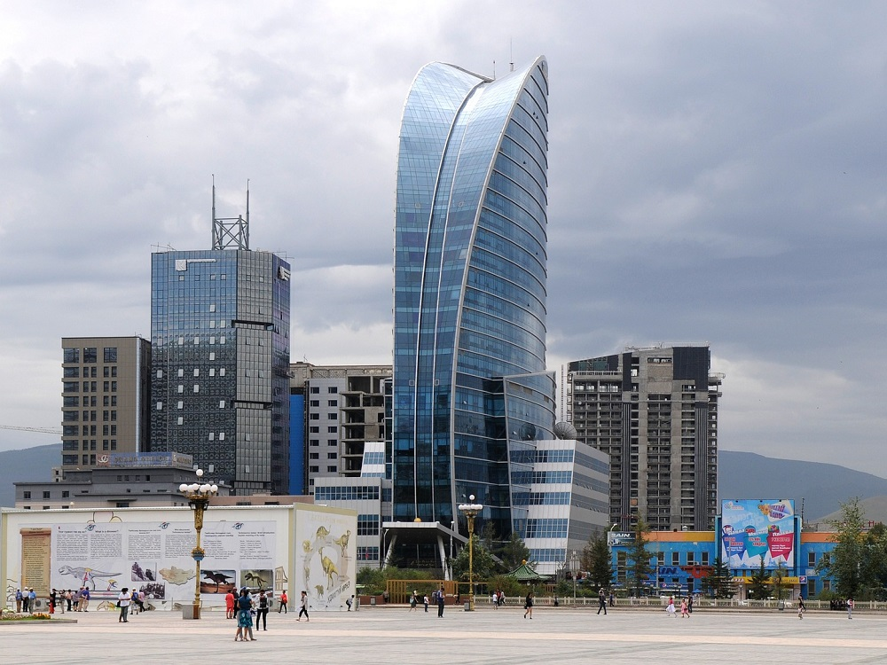 Монгольская народная республика