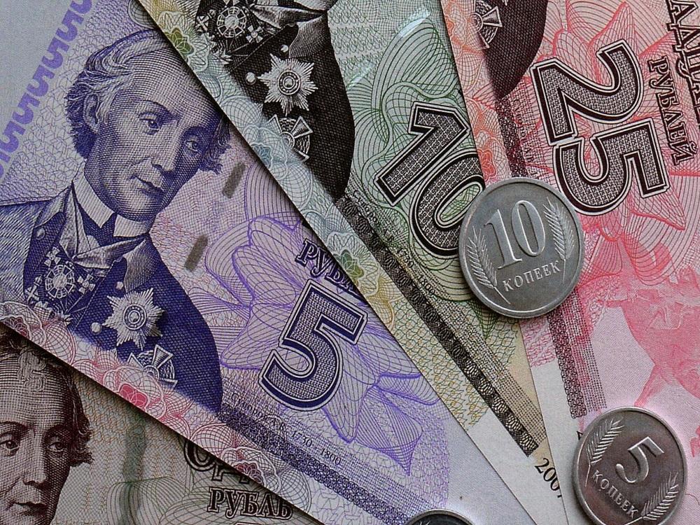 Приднестровский рубль