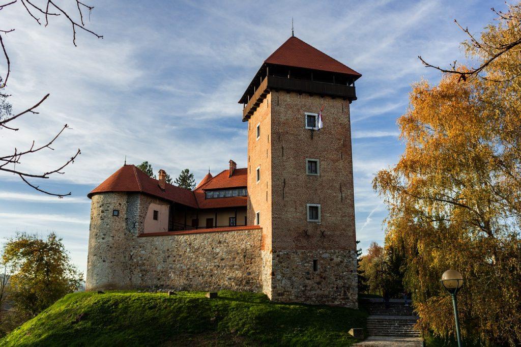 замок Дубовац