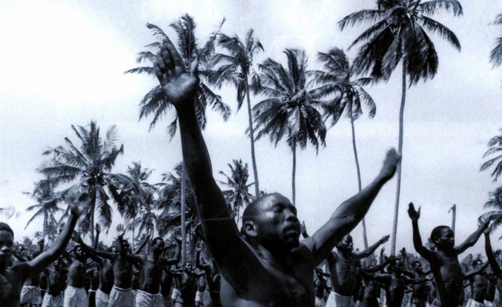 Фронт освобождения Мозамбика