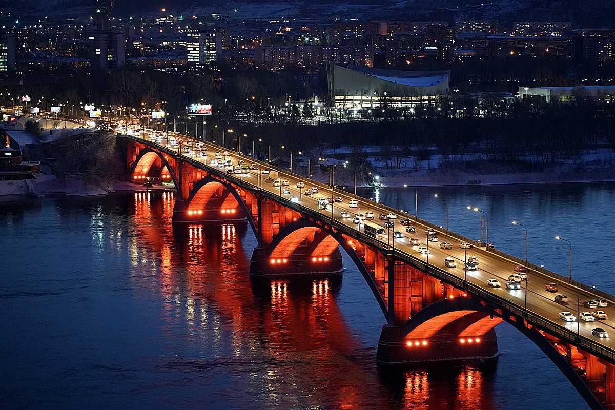 Подсветка Коммунального Бондарев