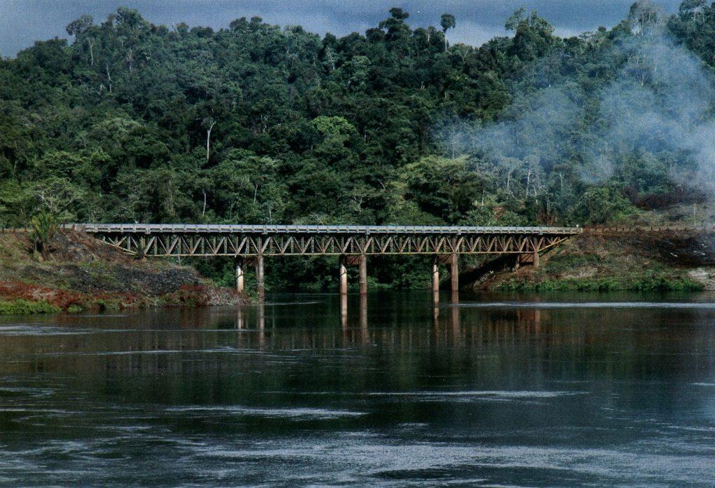 Водохранилище Брокопондо