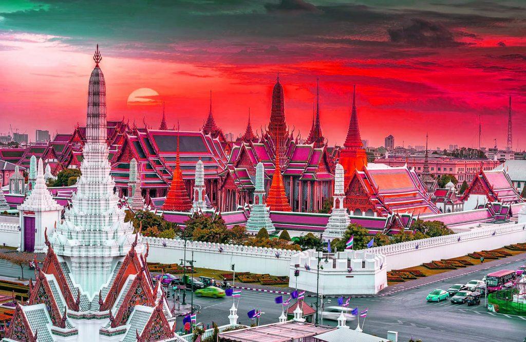 Большой дворец короля Таиланда