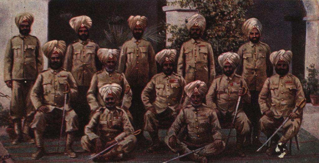 Индийские сикхи