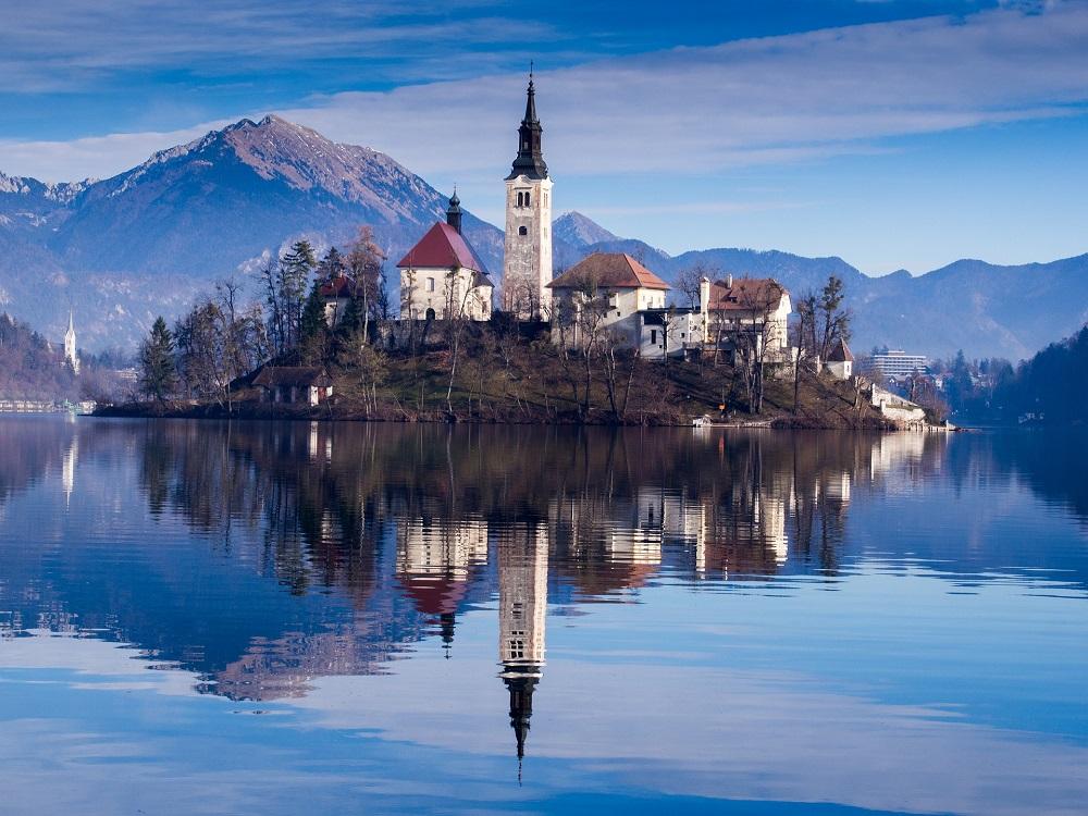 Словения. Блед