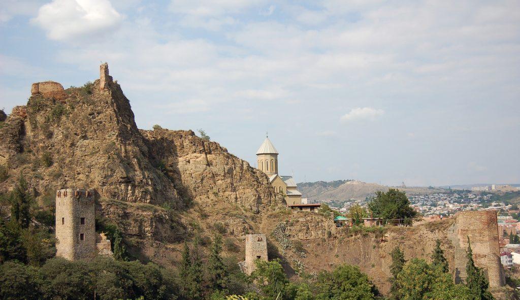 Грузия - Крепость Нарикала