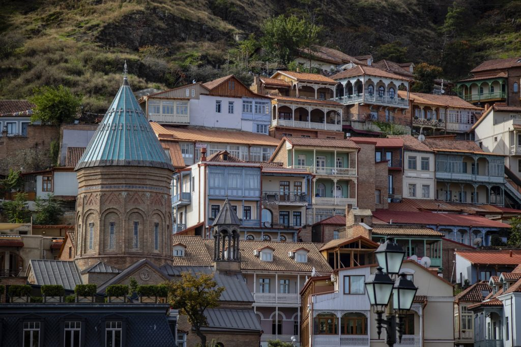 Столица Грузии
