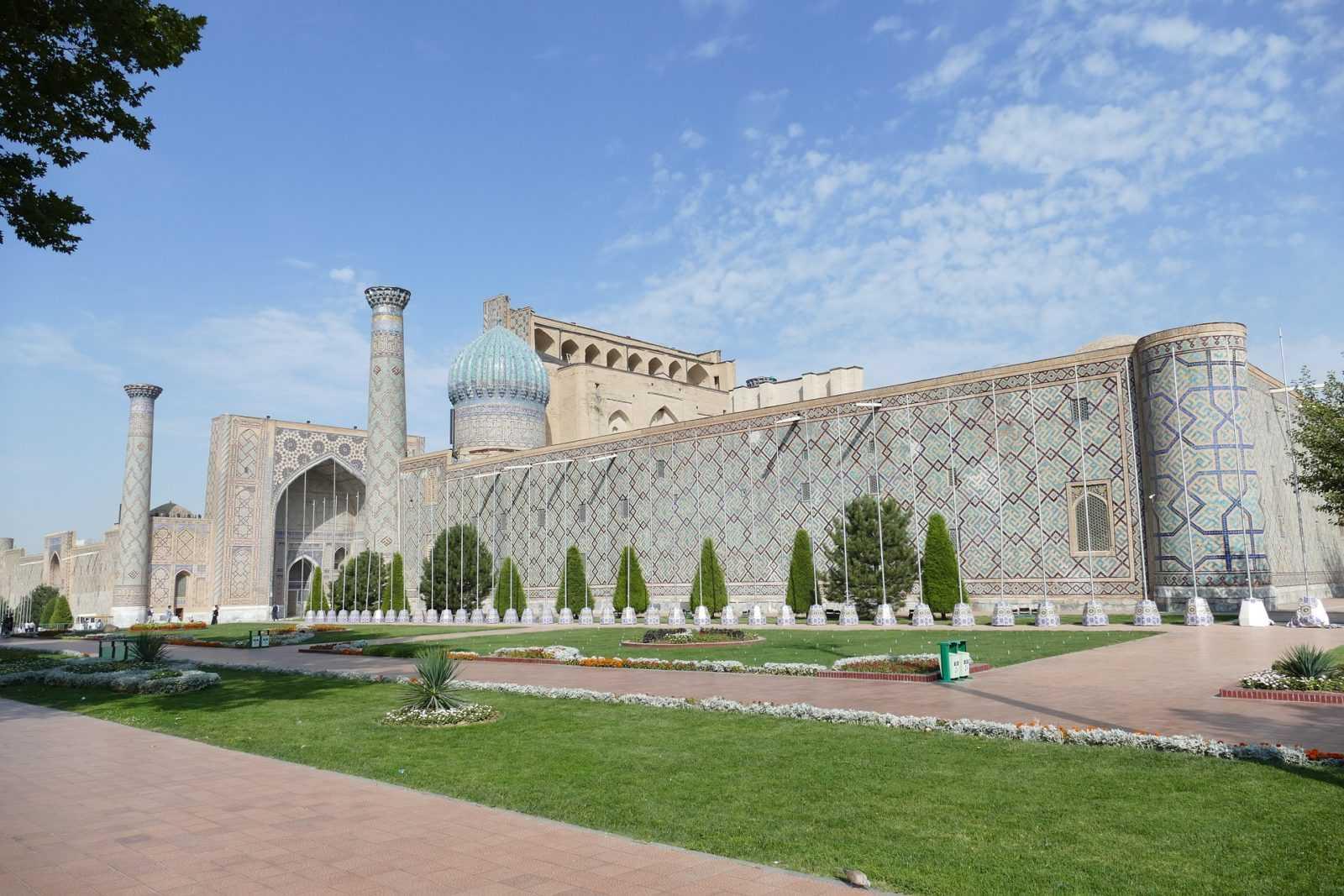 Узбекистан - Самарканд