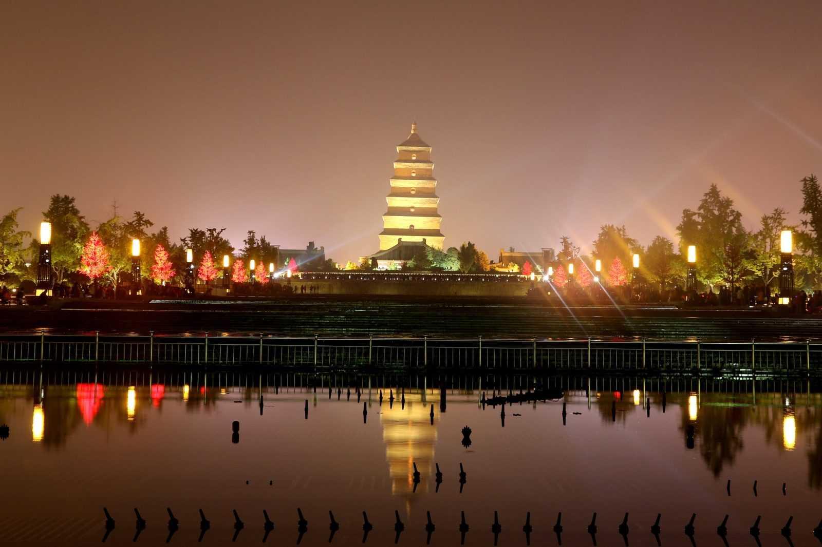 Сиань – колыбель древнего Китая