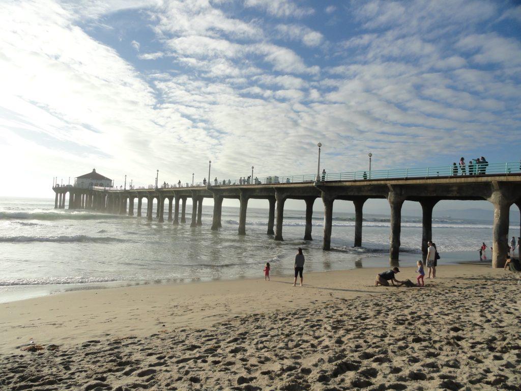 Лос-Анджелес: районы, пляжи, знаменитости и интересные факты