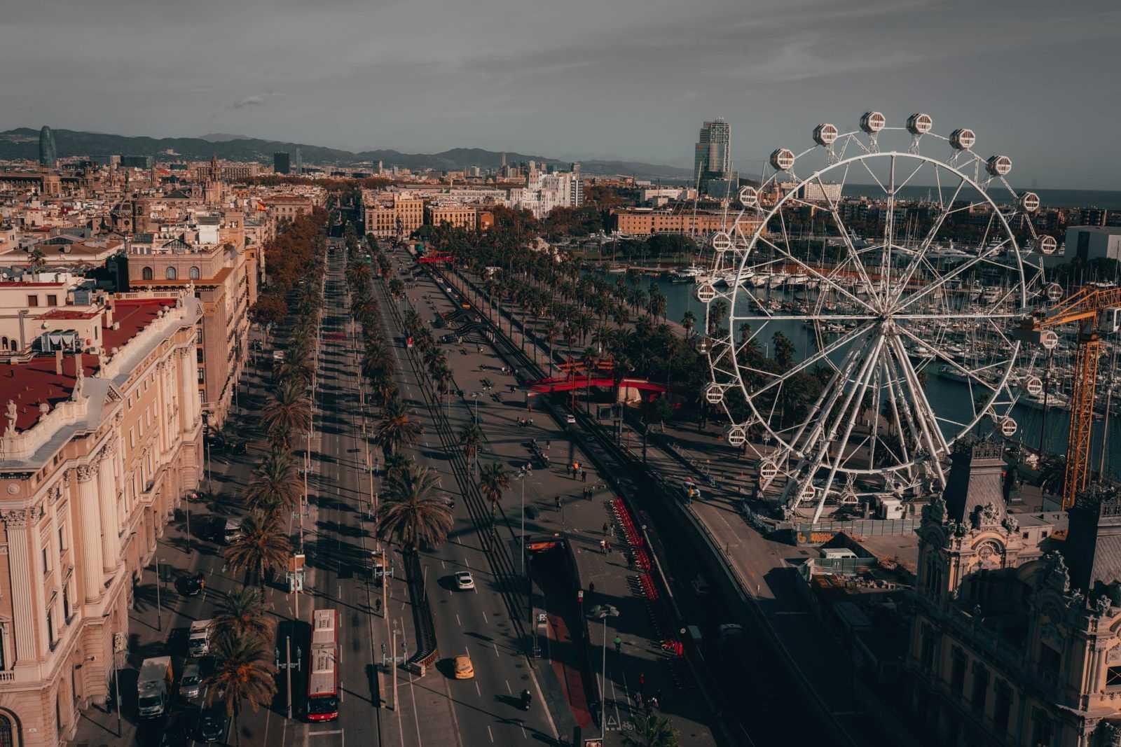 Барселона – музей под открытым небом