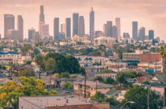 20 самых лучших городов штата Калифорния