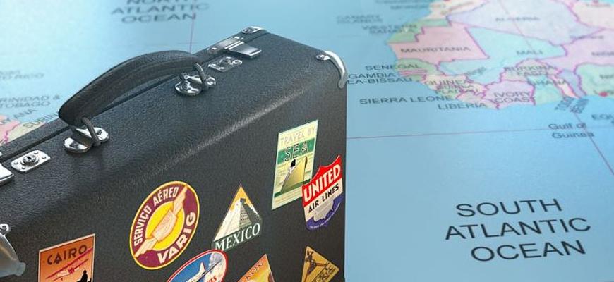 Куда отправиться путешествовать в первый раз? 5 стран