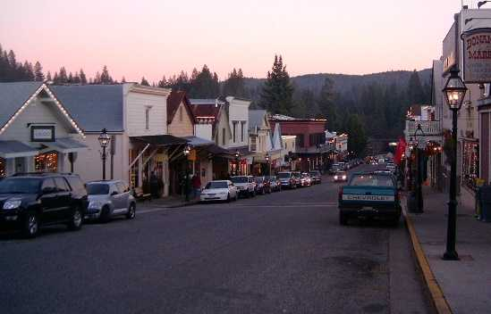 Невада Сити