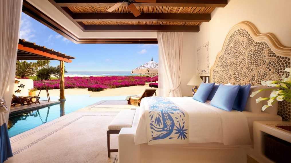 Отель Las Ventanas al Paraiso