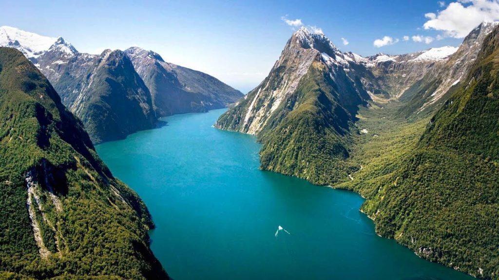 Южный Остров, Новая Зеландия
