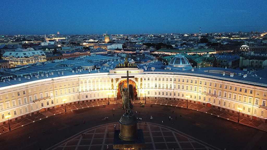 10 самых больших городов России
