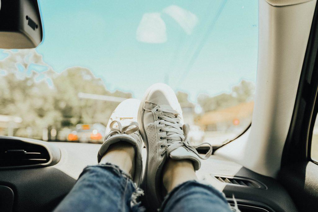 обувь для путешествий