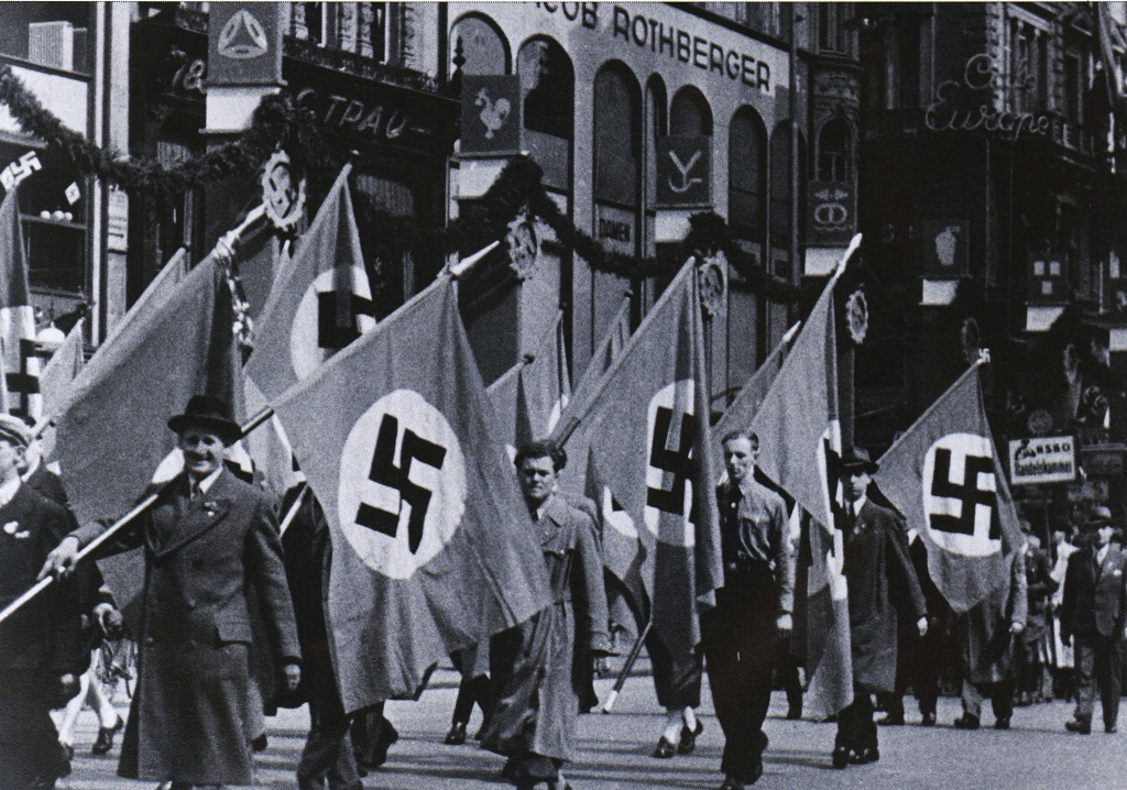 Аккупированная Австрия