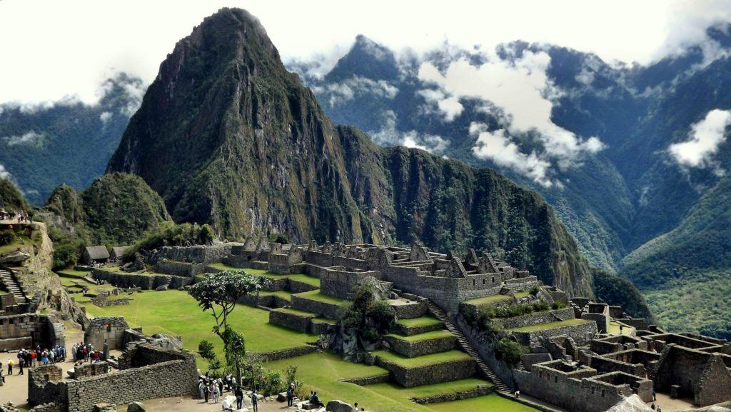 Город Мачу-Пикчу, Перу