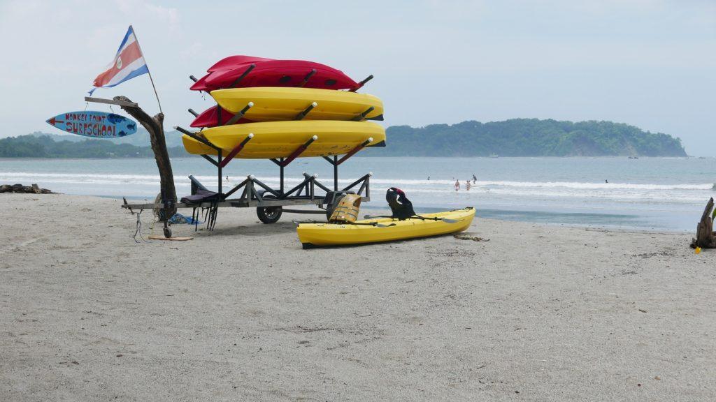 Пляж в Коста-Рика