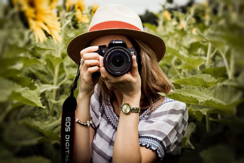 1. Заработок на фотографии