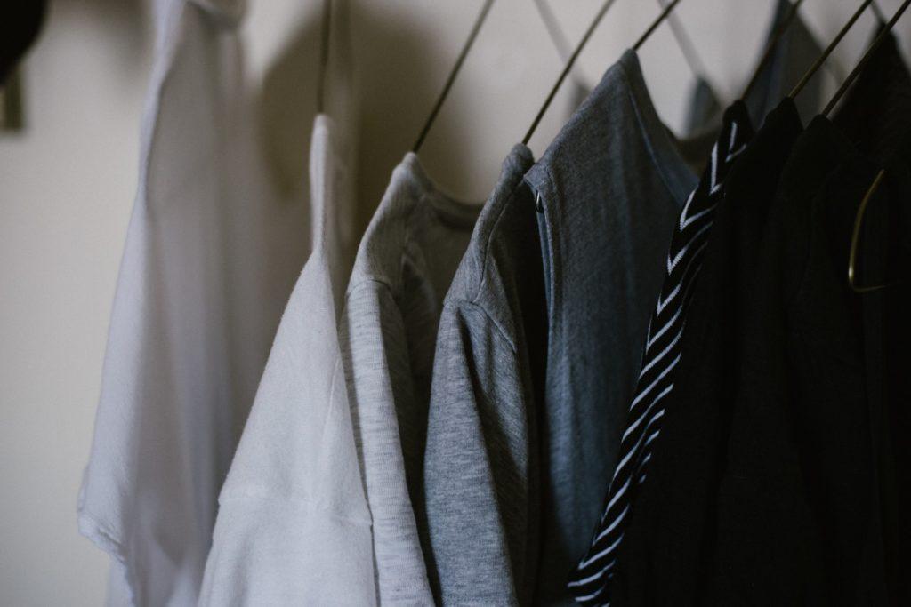 Предметы одежды