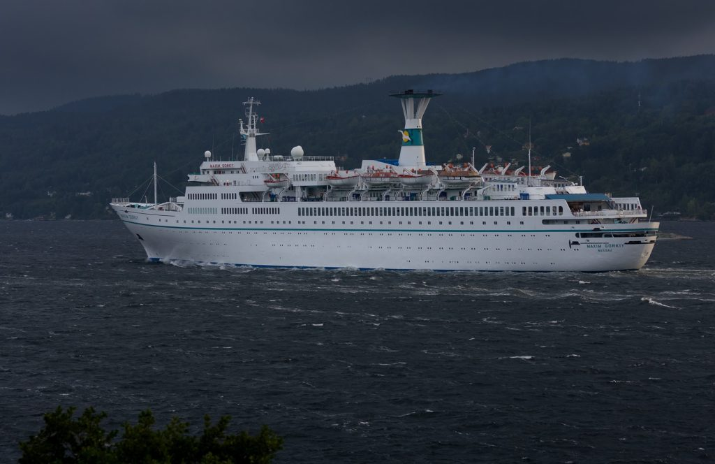 8. Работа на туристическом лайнере