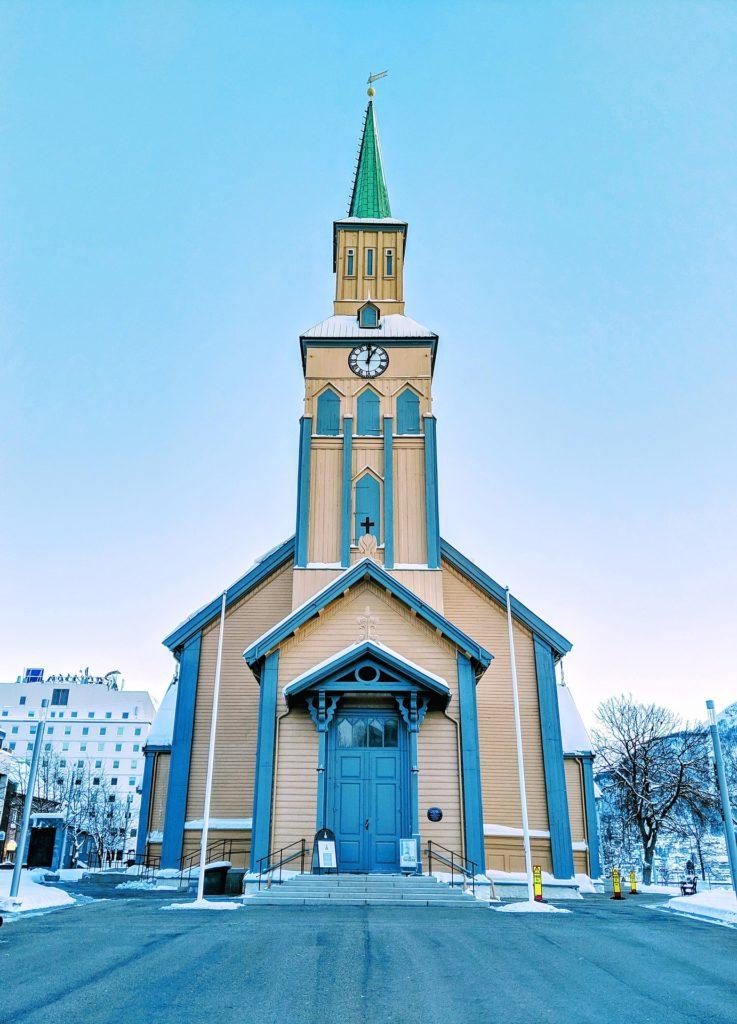 церкви Норвегии