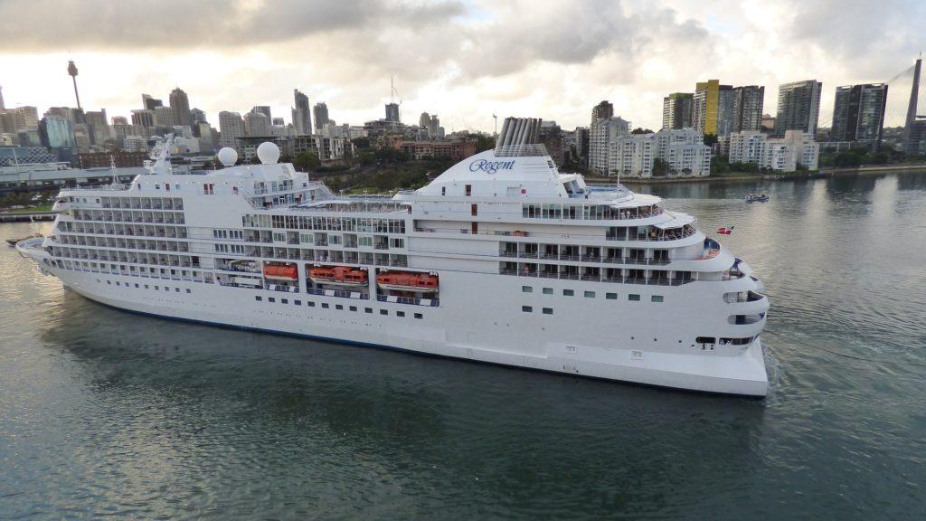 Regent Seven Seas' Explorer