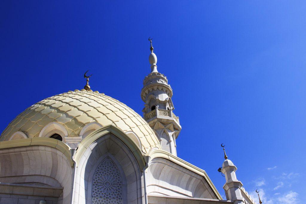 Белая мечеть в Болгар