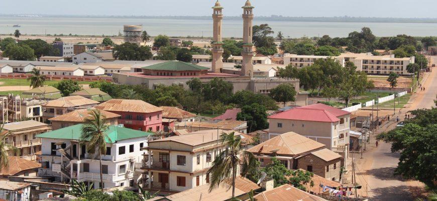 Банжул столица гамбии