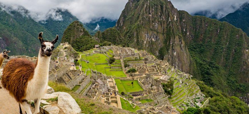Мачу-пикчу Перу